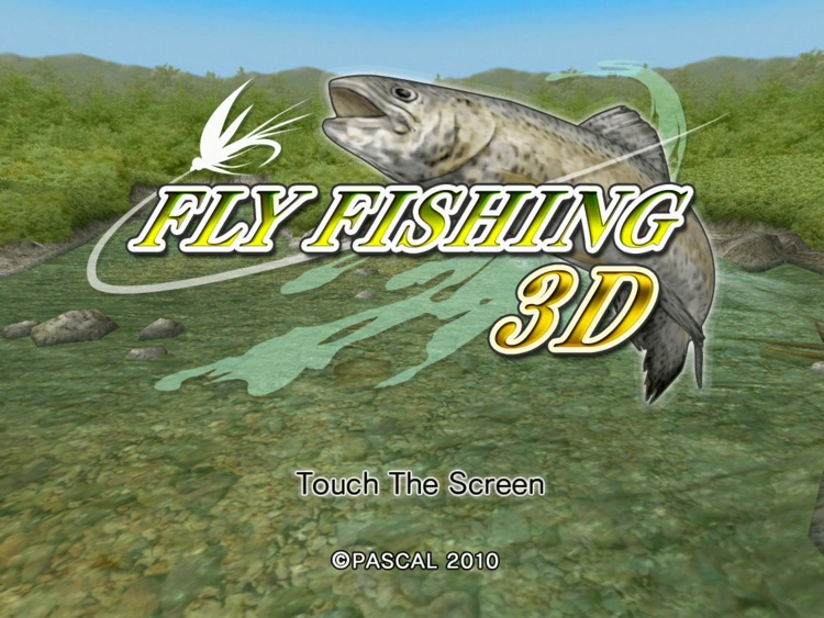 Fly Fishing 3D HD screenshot-0