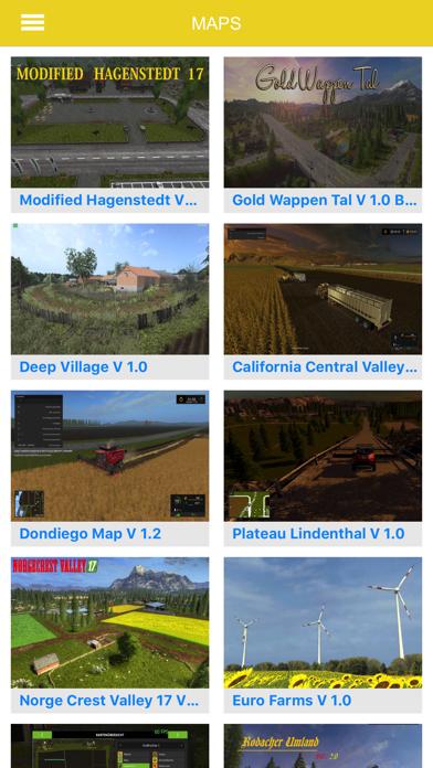 FS17 MOD - Mods For Farming Simulator 2017 Screenshot
