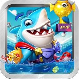 全民捕鱼猎人-疯狂的街机打鱼游戏