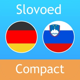 German <-> Slovenian Slovoed Compact Dictionary