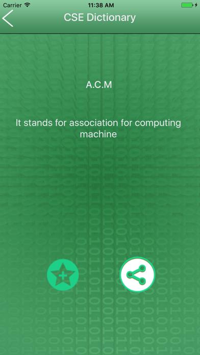 CSE Dictionary Offline screenshot four