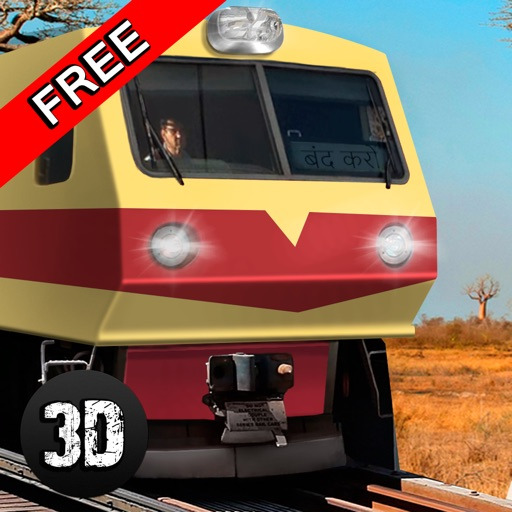 Indian Railway Driver Train Simulator 3D by Tayga Games OOO