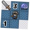 マインブレイバー 手軽に遊べるマインスイーパー風のパズルRPG