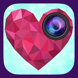 Valentine's Day Photo Editor & Love Camera
