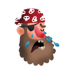 Pirate stickers by meltem