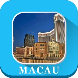 Macau China - Offline Maps Navigator