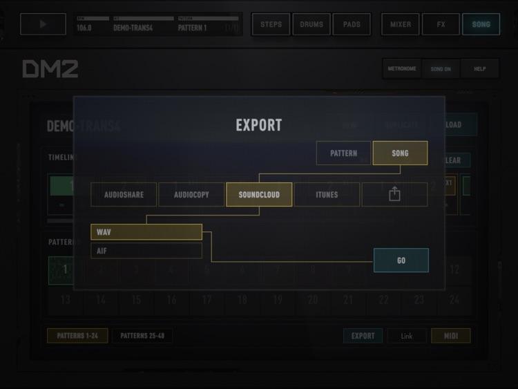 DM2 - The Drum Machine screenshot-4