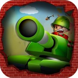 Tank Wars Shooting game