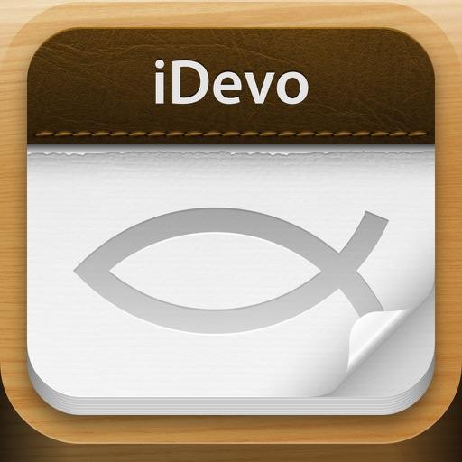 iDevo EN - The daily Bible reading guide.