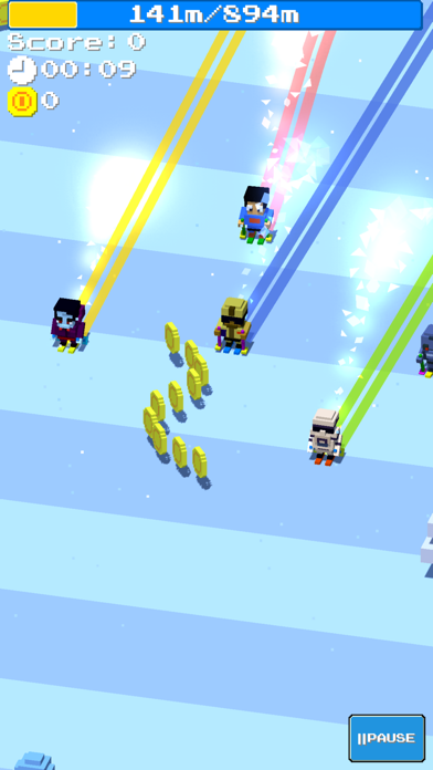 Avalanche Arcade Skiing screenshot 5