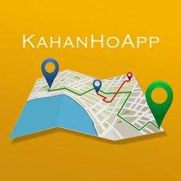 KahanHoApp - Where are you?
