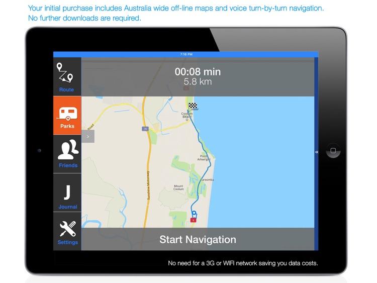 Caravan Australia screenshot-4