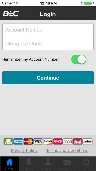 Duquesne Light Mobile Payments Screenshot ...