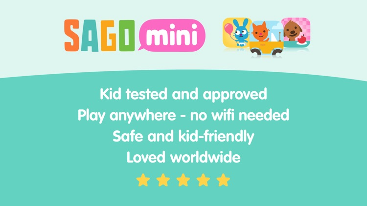 Sago Mini Planes screenshot-4