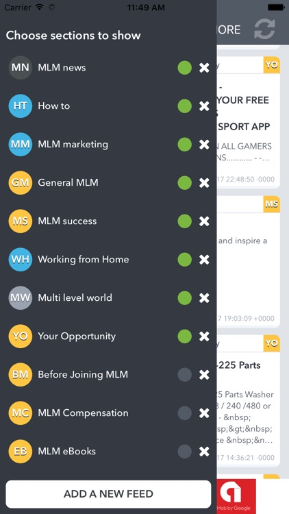 MLM master guide - Training and marketing app screenshot-3