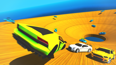 Whirlpool Car Derby Simulator Screenshot