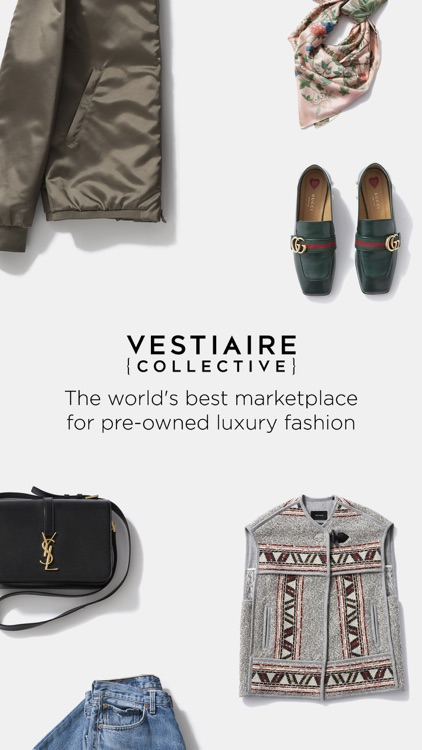Vestiaire Collective - Pre-Owned Luxury Fashion