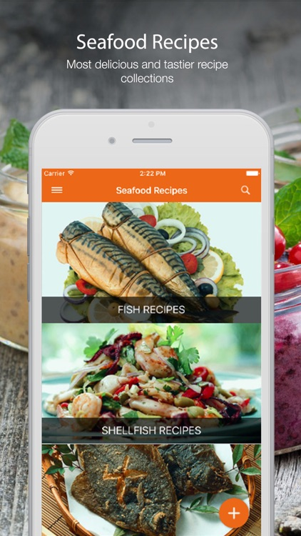 Seafood Recipes Free
