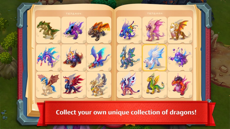 Dragons World screenshot-4