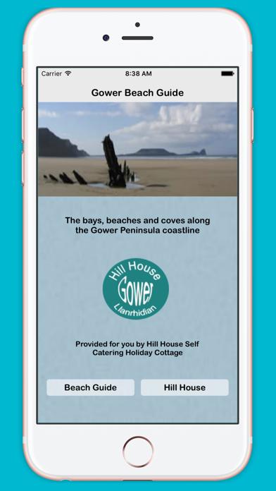 Gower Beach Guide