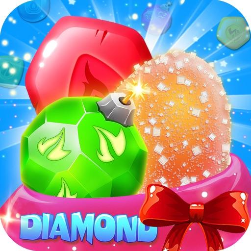 Diamond Blast Match 3 Game