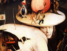Hieronymus Bosch Artworks Stickers