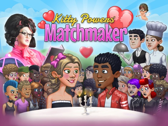 Kitty Powers' Matchmaker на iPad