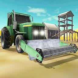 USA Farming Simulator 3D : Pro Farm Tractor Drive