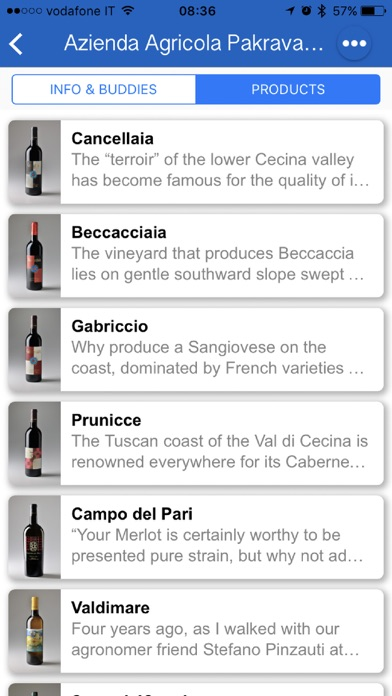 Il Decanter screenshot three