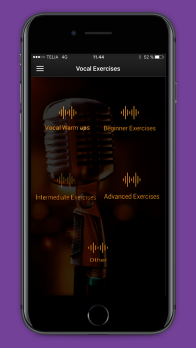 Vocal Exercises - Jacobs Vocal Academy screenshot two