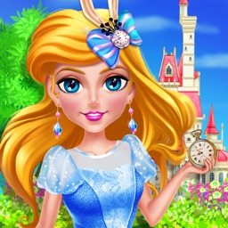 Fairy Tales Salon - Dreamy Makeover Dress Up & Spa