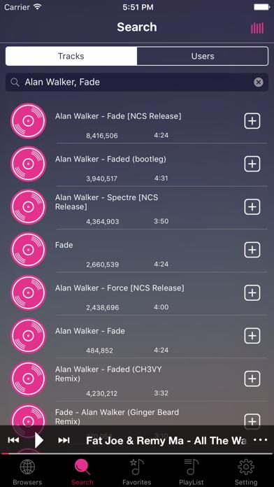 iMusic HQ - Offline Music Player & MP3 Streamer for Windows