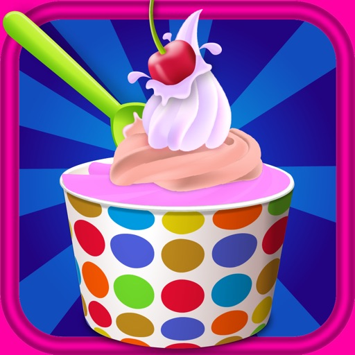 Frozen Yogurt Maker - FroYo Kids Cooking Games