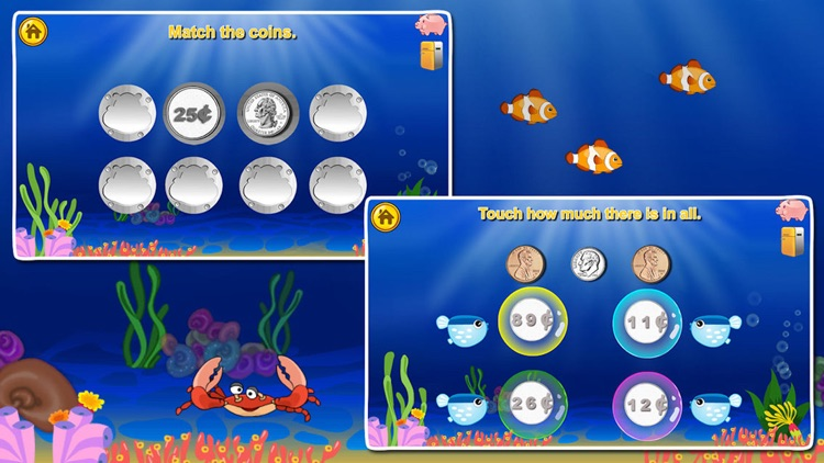 Amazing Coin(USD)- Money learning & counting games screenshot-3