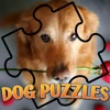 jigsaw puzzles dog - kinder surprise kid game