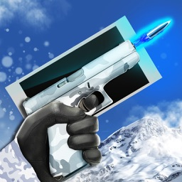 Snow Gun Weapon Simulator