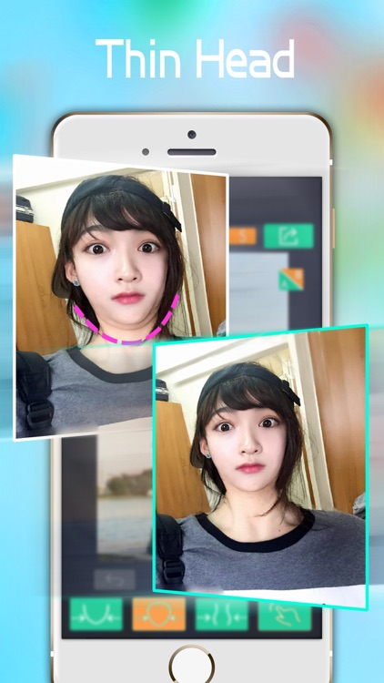 Make Me Thin - Photo Slim & Fat Face Swap Effects