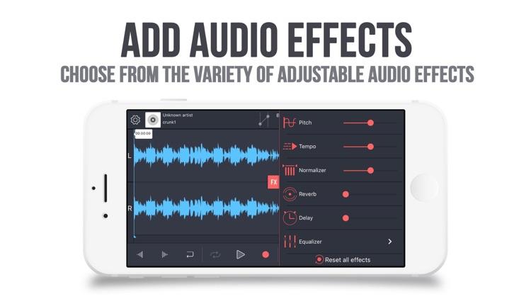 Audio Editor Tool Pro