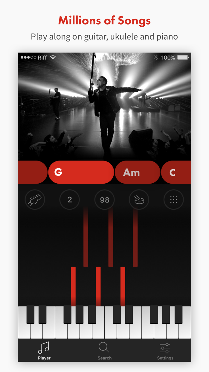 Riffstation - Guitar Chords Screenshot
