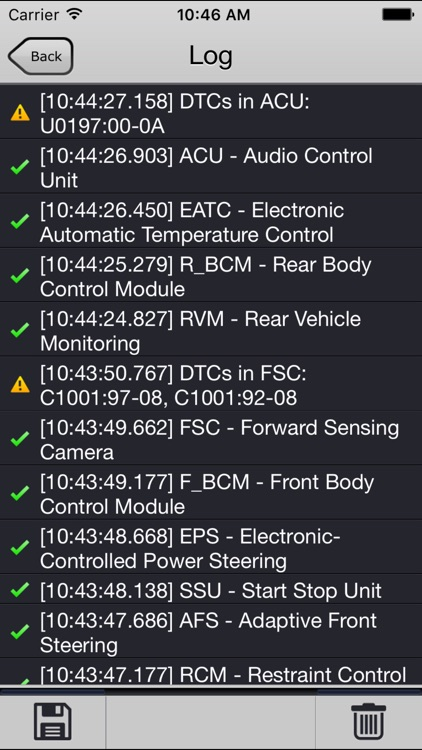 FORScan Lite - for Ford, Mazda screenshot-3