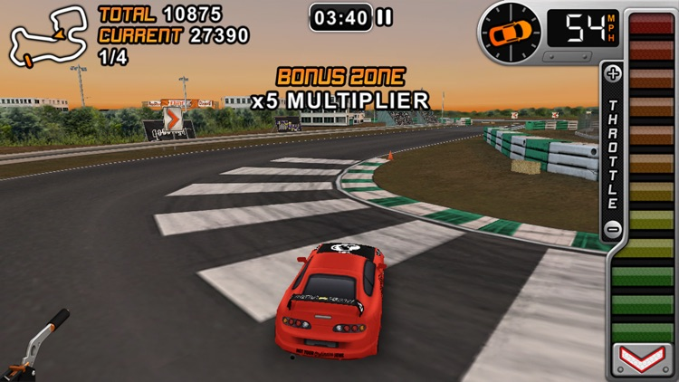 Drift Mania Championship Lite screenshot-0