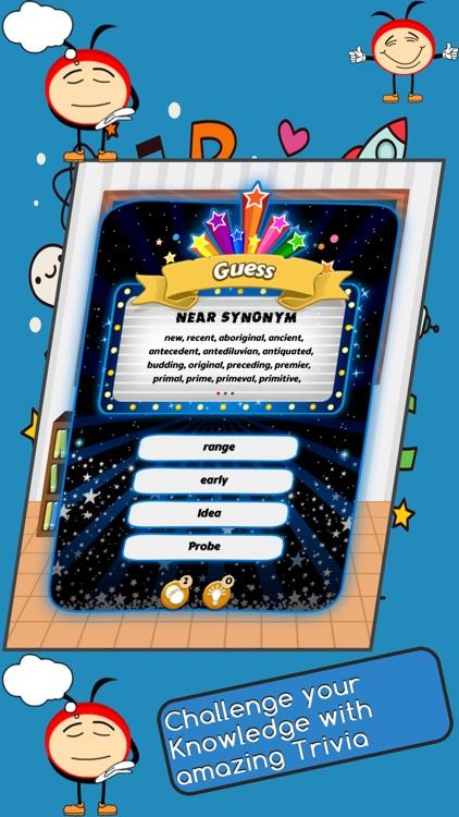 Words Crossword Puzzle screenshot-3