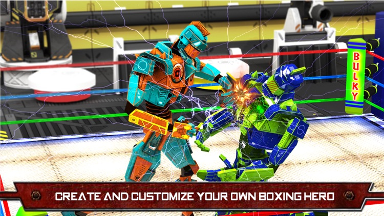 Robots Real Boxing - War robots fights and combat