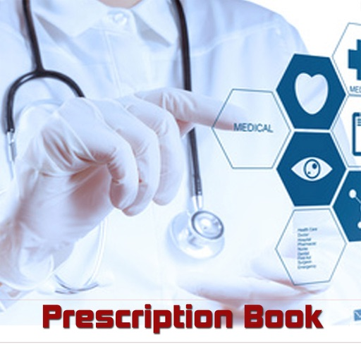 Prescription Book - Medicine Emergency for MD