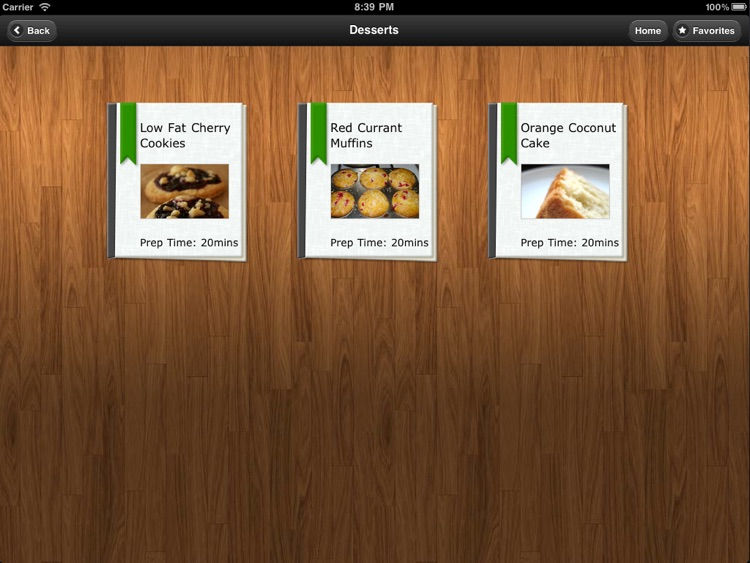 Healthy Cook screenshot-1