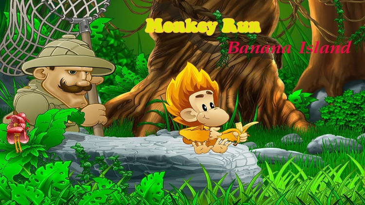 Monkey Run: Adventures on the islands