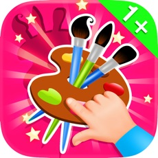 Activities of Baby Puzzles. School Tools