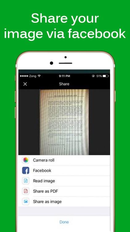 PDF Scanner - Scan Documents & Receipt screenshot-3