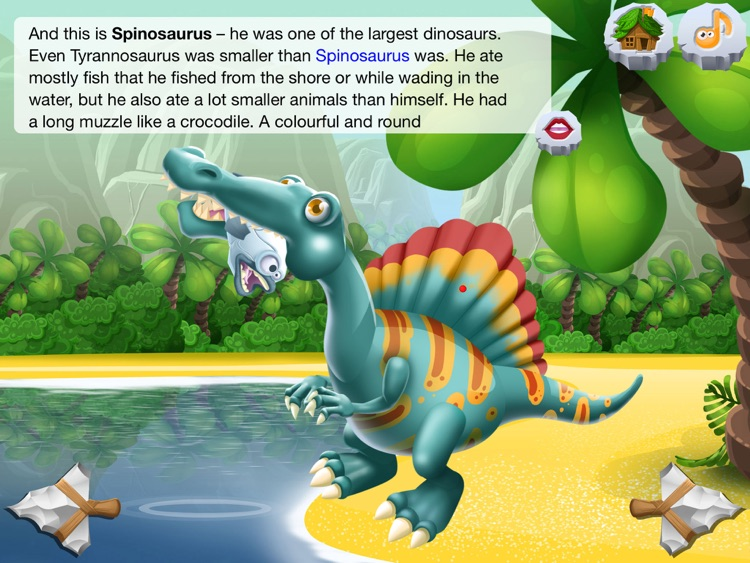 DinoClub. World of Dinosaurs HD