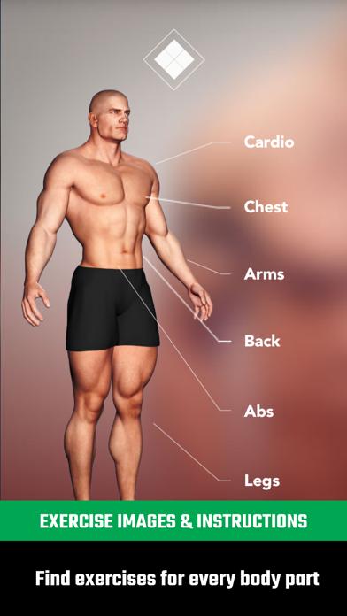 GymStreak Pro - Bodybuilding Trackerのおすすめ画像2
